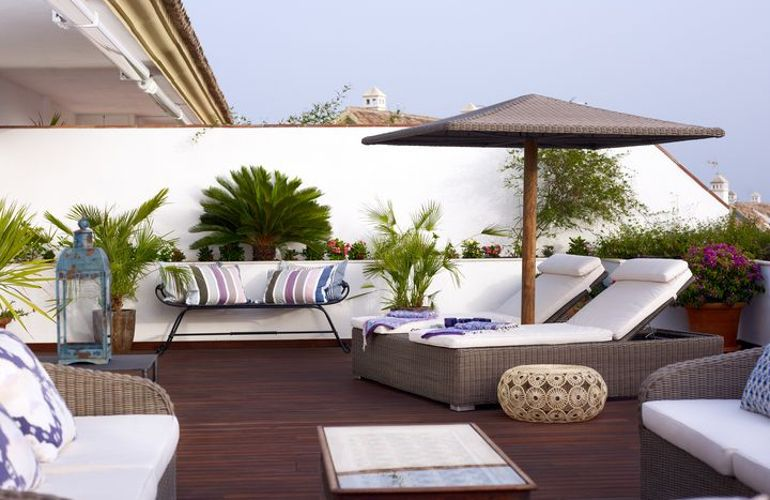 Terraza atico decoracion good terraza tico with terraza - Decoracion terraza atico ...