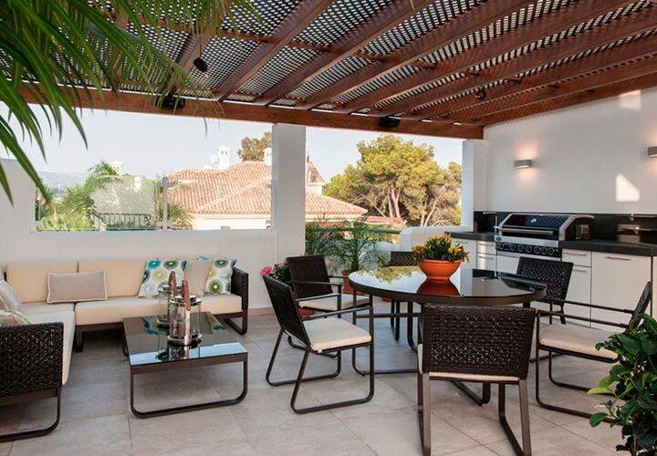 Palm Beach – terraza