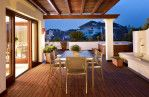 Proyecto de decoración terraza